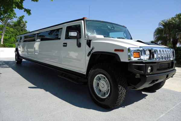 14 Person Hummer Carrollton Limo Rental