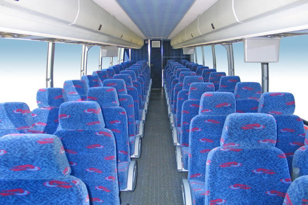 50 Person Charter Bus Rental Carrollton