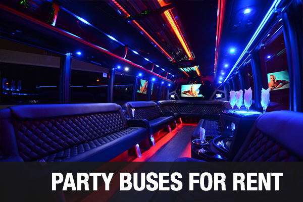 Party Buses For Rent Carrollton
