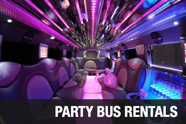 Party Bus Rentals Carrollton