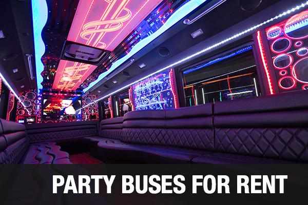 Party Bus Carrollton 2