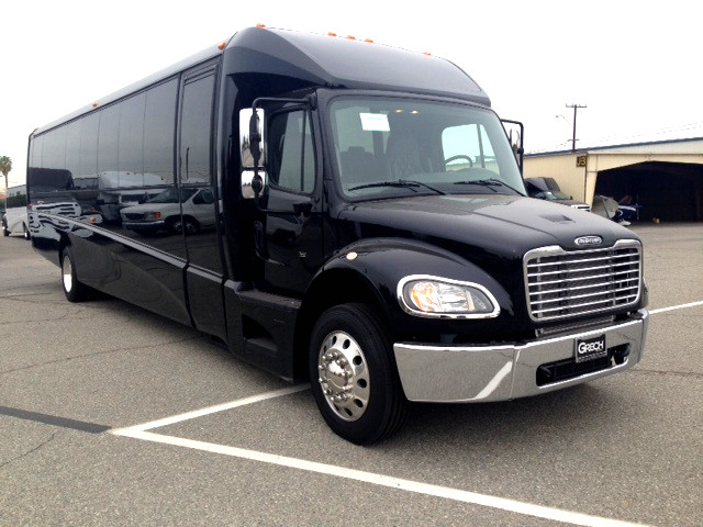 carrollton party bus rental