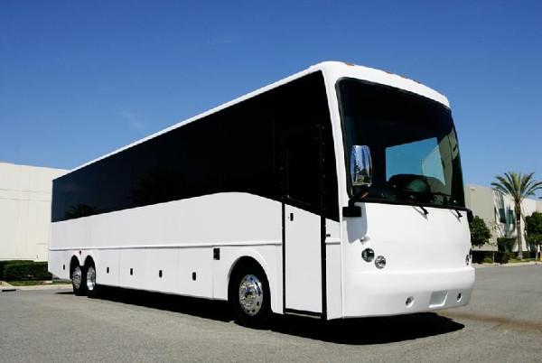 Carrollton 50 Passenger Charter Bus